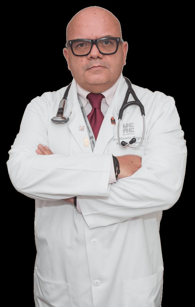 Cirugía Ontológica Grupo J. Soteldo | Doctor Horacio Bargiela Alvarez Médico Internista